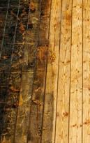 Terrasse en bois à rénover et à protéger