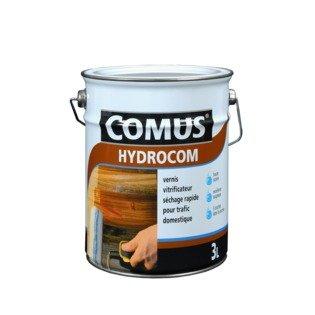 Vernis hydrocom mat soie