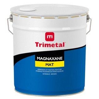 Trimetal magnaxane mat