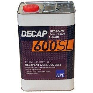 Décapant decap' 600 sl