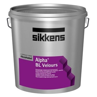 Kit sikkens alpha bl velours 25m²