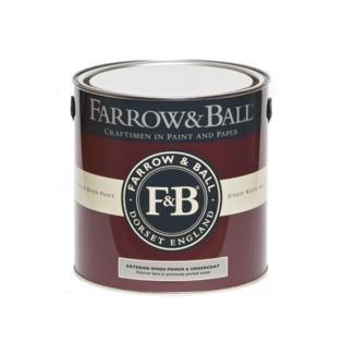 Farrow & ball impression, sous-couche boiseries extérieures