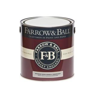 Farrow & ball impression, sous-couche boiseries intérieures