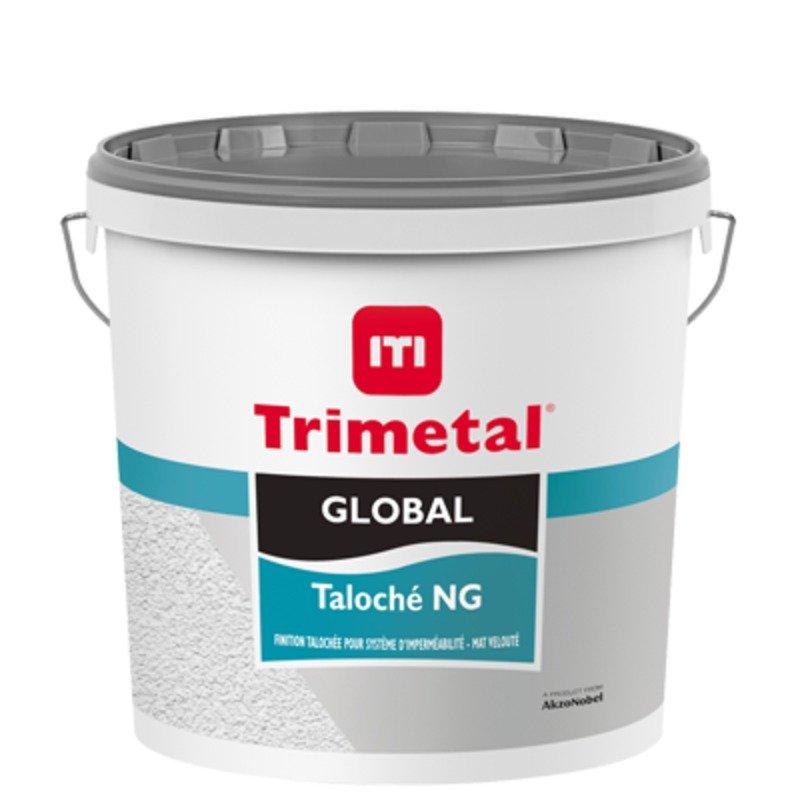 Peinture façade global taloché ng