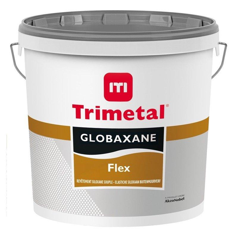 Peinture façade globaxane flex