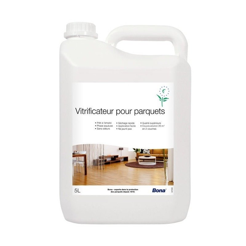 Vitrificateur bona aspect satin
