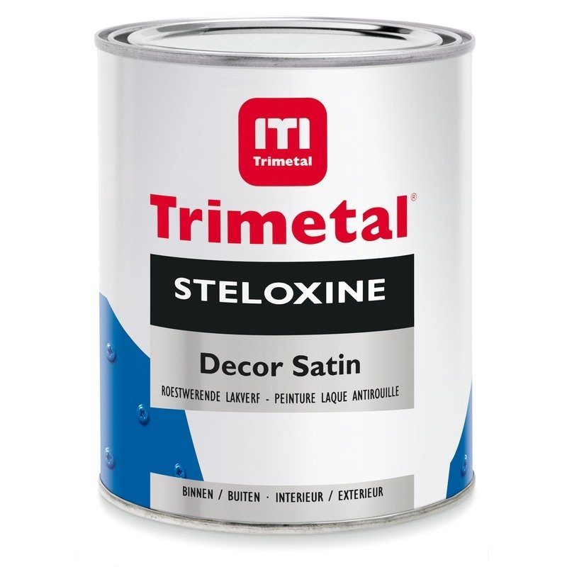 Laque antirouille steloxine decor satin
