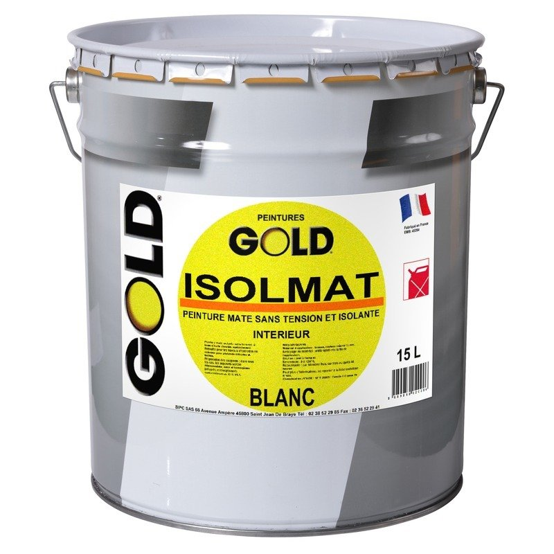 Gold isolmat