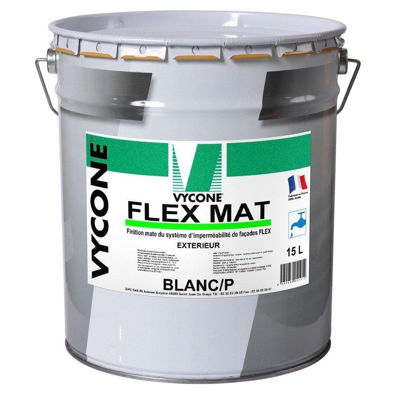 Peinture façade vycone flex mat