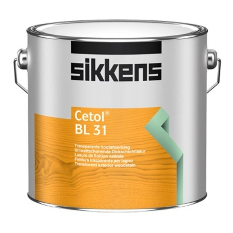 Lasure de finition sikkens cetol bl 31