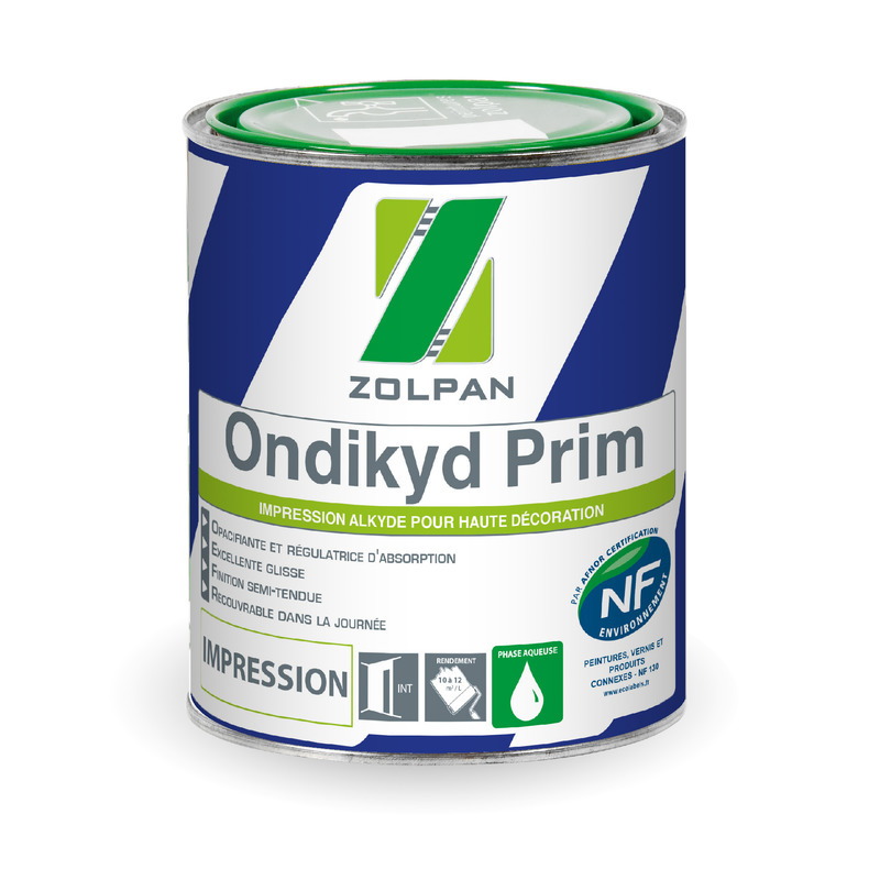 Impression multi-supports ondikyd prim - zolpan