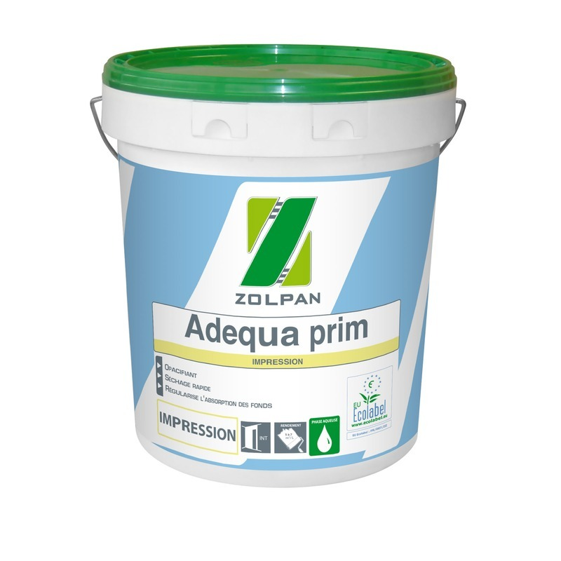 Impression opacifiante travaux courants : adequa prim - zolpan