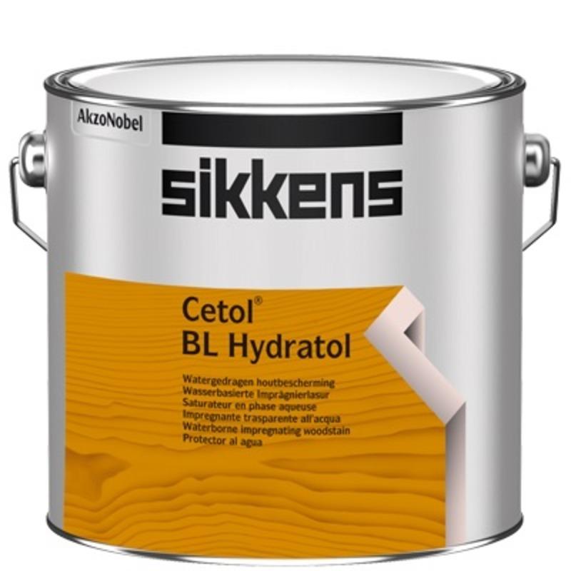 Saturateur bois sikkens cetol bl hydratol