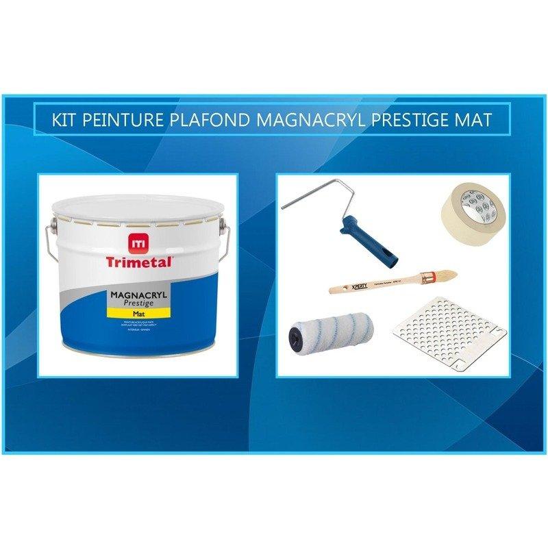 Kit trimetal magnacryl prestige mat 50m²