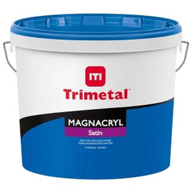 Trimetal Magnacryl Satin Districolor