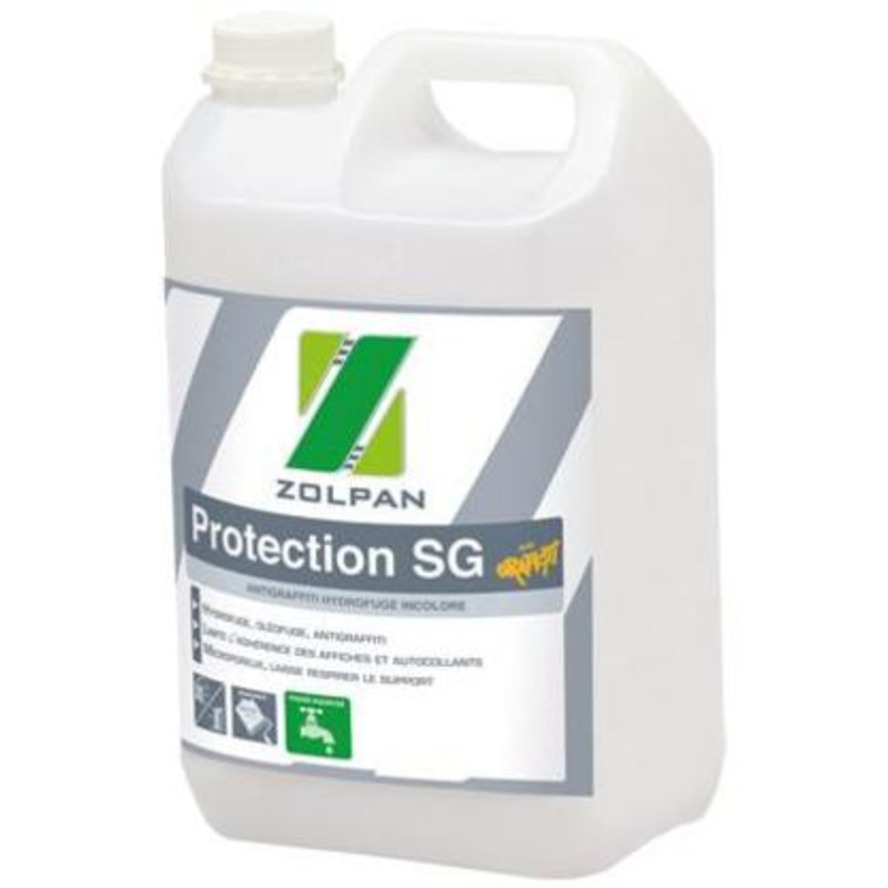 Protection anti-graffiti: protection sg - zolpan