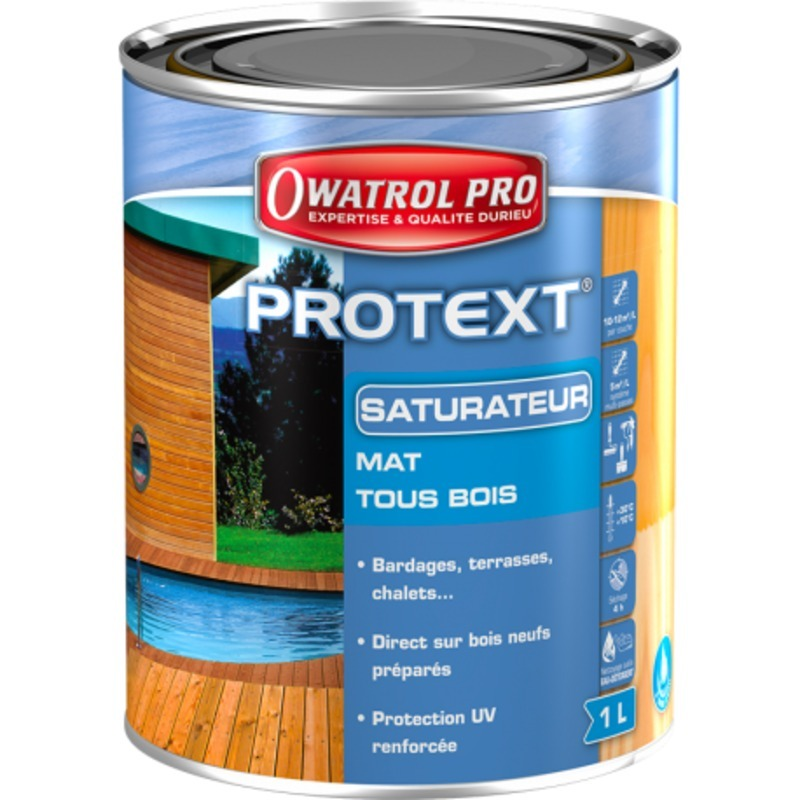 Saturateur protext