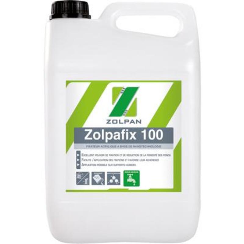 Fixateur de fond: zolpafix 100 - zolpan